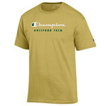 Champion Jersey Short Sleeve Tee Guilford Tech Co-branded