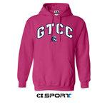 Hoodie GTCC Embrod PINK