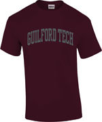 Classic Tee Guilford Tech Arch Design