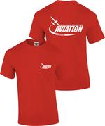 Tee S/S New Aviation CBL S