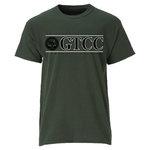 Tee GTCC School Seal Design