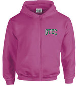 Youth Full Zip Hoodie Jacket GTCC
