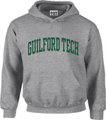 Youth Hoodie Guilford Tech Arch Design
