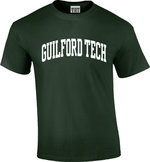 Youth Tee Guilford Tech Arch Design