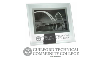 Guilford Technical Comm Coll Picture Frame Glass