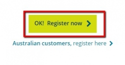 "Confirm you have the information needed and click ""Ok, Register Now."